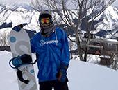 趣味のスノーボード漫喫の黒岩